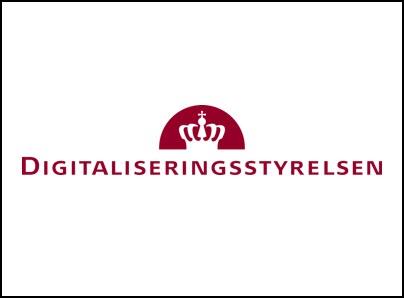 Digitaliseringsstyrelsen logo, kunder IT Univers