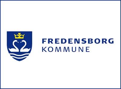 Fredensborg Kommune logo, kunder IT Univers