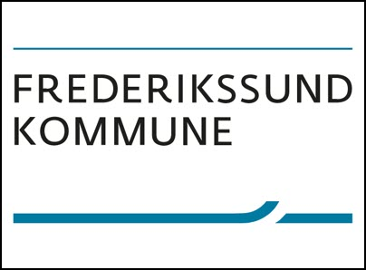 Frederikssund Kommune logo, kunder IT Univers