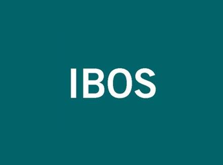 IBOS logo, kunder IT Univers