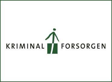 Krimi Forsorgen logo, kunder IT Univers
