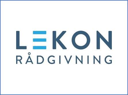 Lekon logo, kunder IT Univers
