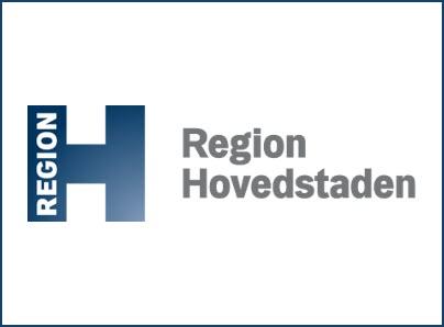 Region Hovedstaden logo, kunder IT Univers