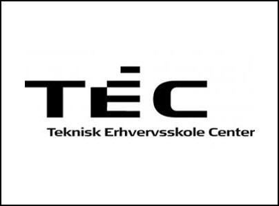 Teknisk Erhvervsskole Center TEC logo, kunder IT Univers