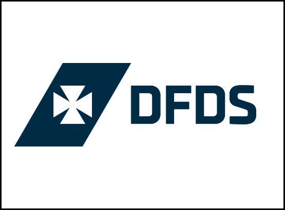 DFDS logo, IT Univers kunder