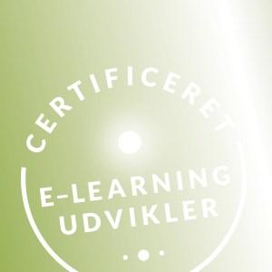 Certificeret e-learning udvikler