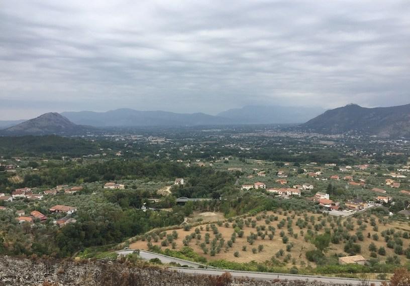 Cassino – Gerusalemme: Giorno 1 Picinisco