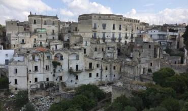 Cassino – Gerusalemme: Giorno 17 Matera
