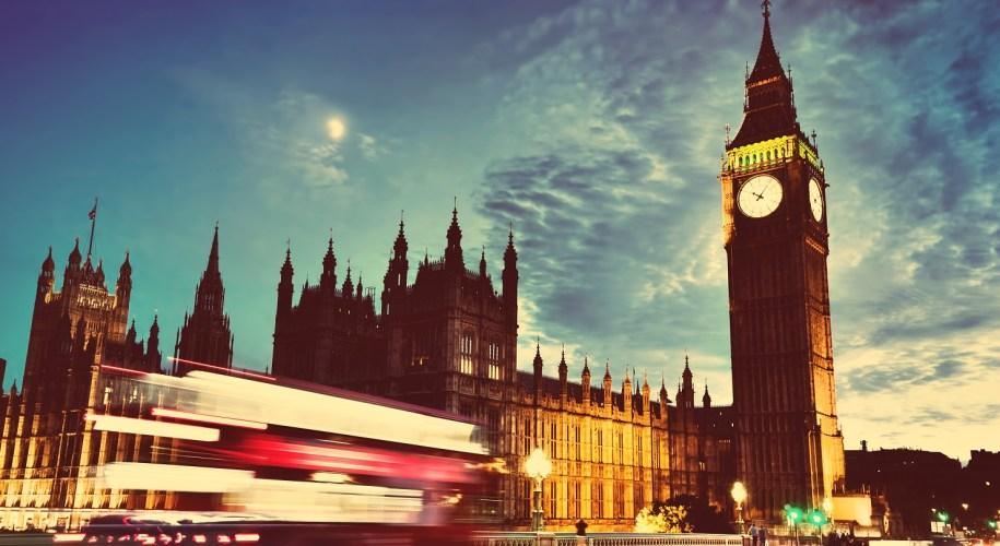 La capitale britannica cambia in seguito all'adozione diffusa dello smart working