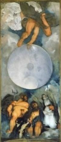 Giove, Nettuno e Plutone - Caravaggio (1597/1600)