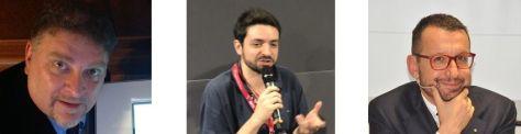 Experts, Luca Dordolo, Franco Cimatti, Stefano Capaccioli