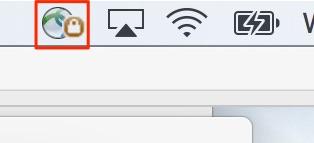 MAC VPN Toolbar