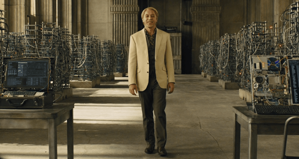 Raoul Silva - Skyfall - FIT Information Technology