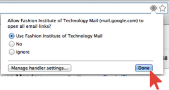 Use Fashion Institute of Technology Mail