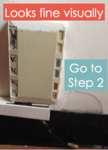 Jack Visually Looks Okay - Go to Step 2