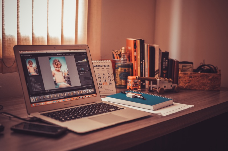 Adobe Photoshop Lightroom 4.4 on a Mac