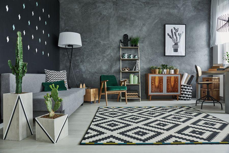 """Capaci di creare e di conferire una serie di """"effetti speciali"""" agli interni. Rinnova Casa Con La Pittura Decorativa Idee Imbianchini"""