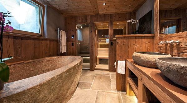 Foto Bagno Con Sauna E Bagno Turco Di Rossella Cristofaro