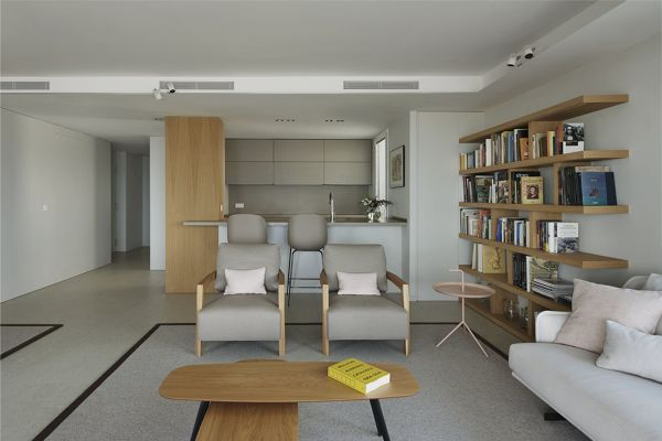 dividere soggiorno e cucina con una grande porta scorrevole può essere una soluzione utile quando si abbia necessità di separare gli ambienti per differenziarne le funzionalità. 8 Soluzioni Per Separare Angolo Cottura E Salotto Idee Ristrutturazione Cucine