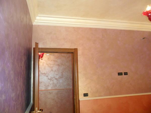 Pittura per pareti effetto perlato. Foto Tecniche Decorative Tetto E Pareti Di Spazio Progetti Di Mangiafico Carmelo 435270 Habitissimo