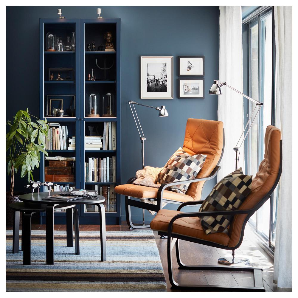Libreria Billy Ikea Ante Finest Libreria Billy Con Cassetti