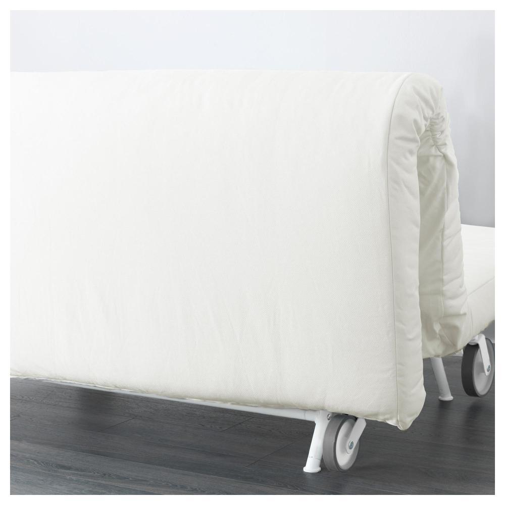 Ikea Ps Murbo Divano Letto 2 Local Grasbu White Gresbu White