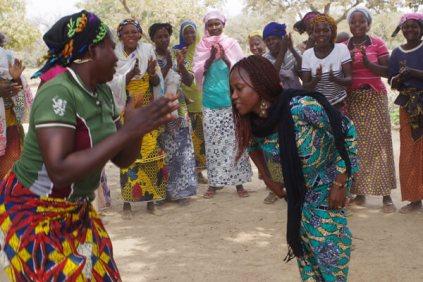 Chants et danses