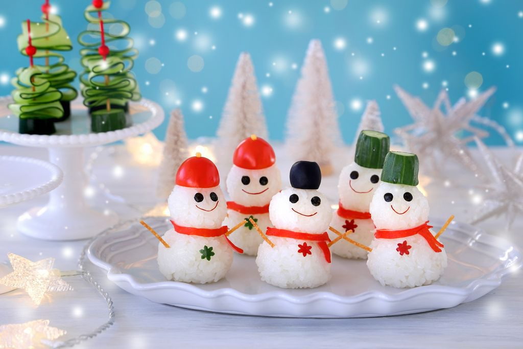 Internet è pieno di immagini da cui trarre ispirazione. Ricette Di Natale Per I Bambini Il Menu Per Il Pranzo Delle Feste The Cooking Hacks It