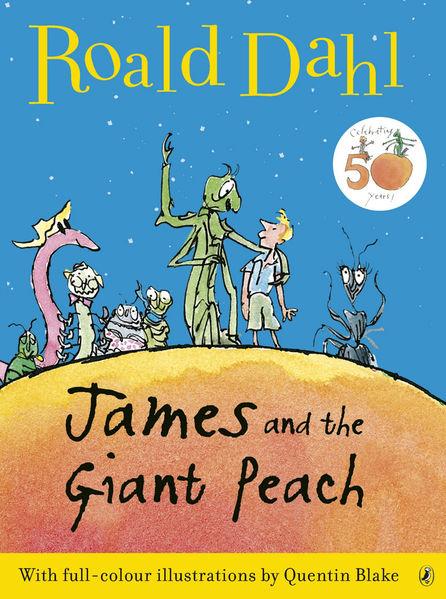 Risultati immagini per 1996, James e la pesca gigante romanzo