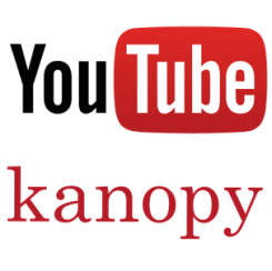YouTube & kanopy_square