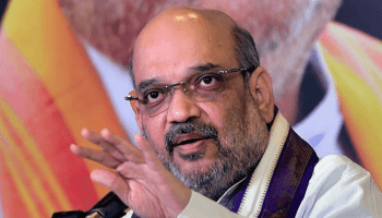 Amit Shah Preparing For Election