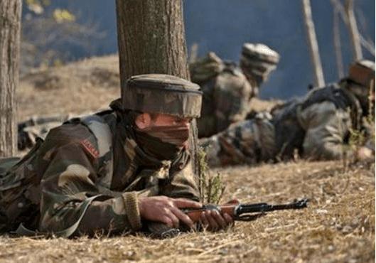 Encounter in Jammu Kashmir