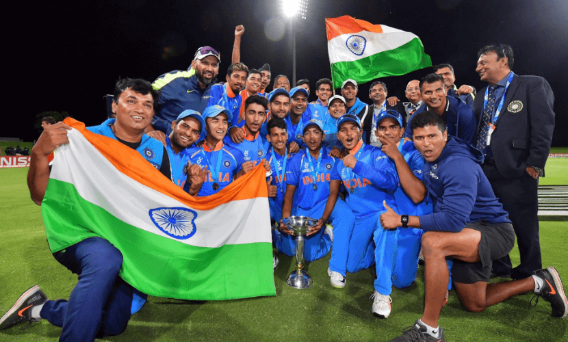 India Wins WorldCUp 2018