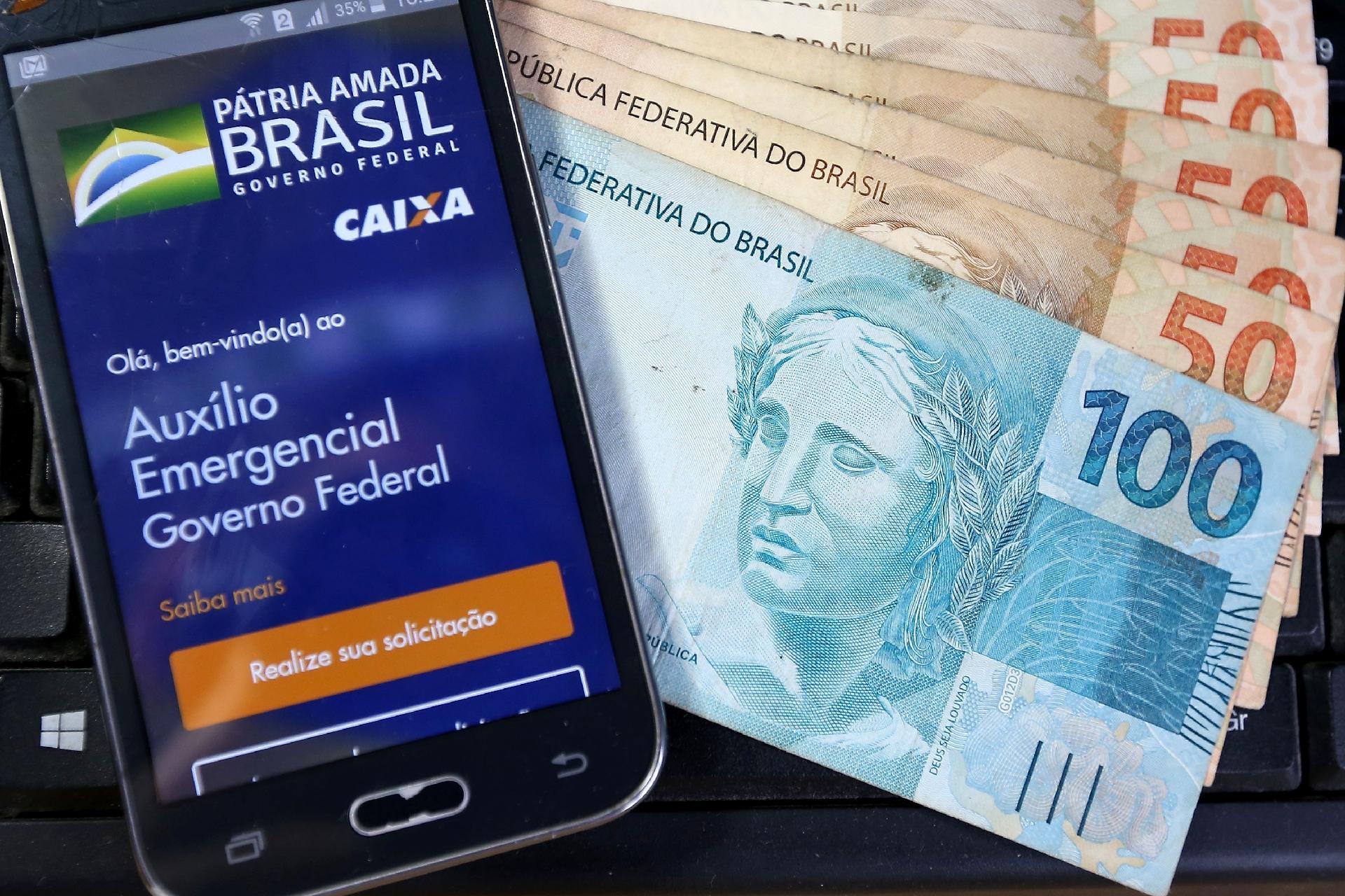 Auxílio Emergencial: Caixa paga nova parcela a 3,9 milhões de inscritos via app, site e Correios nascidos em junho