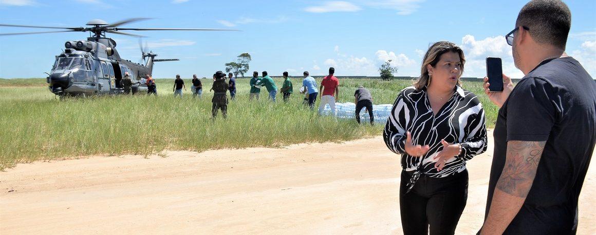 Retrospectiva: Vídeo – SFI recebe água potável para atingidos