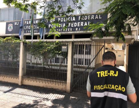 Fiscais do TRE apreendem quase R$ 40 mil após denúncia de compra de votos em Morro do Coco