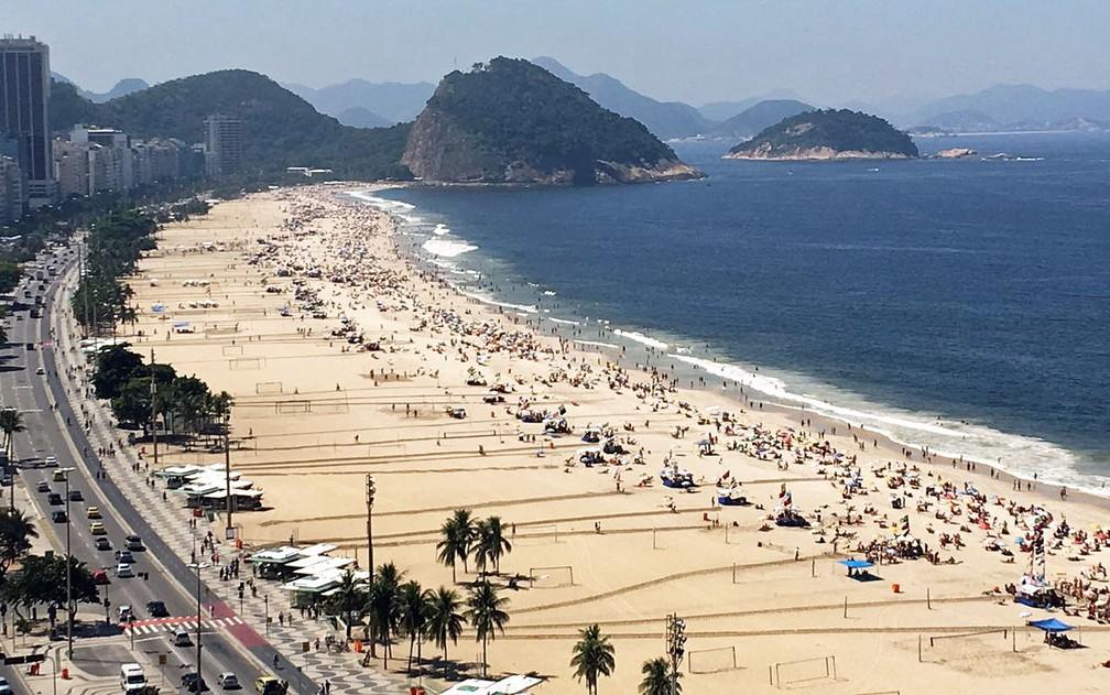 Réveillon no Rio: prefeitura decide fechar toda a orla para evitar aglomerações