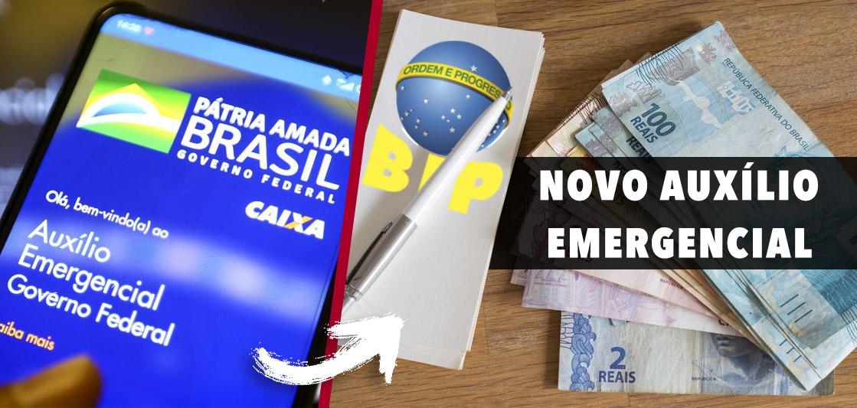 Novo auxílio emergencial: o que esperar da possível retomada do benefício