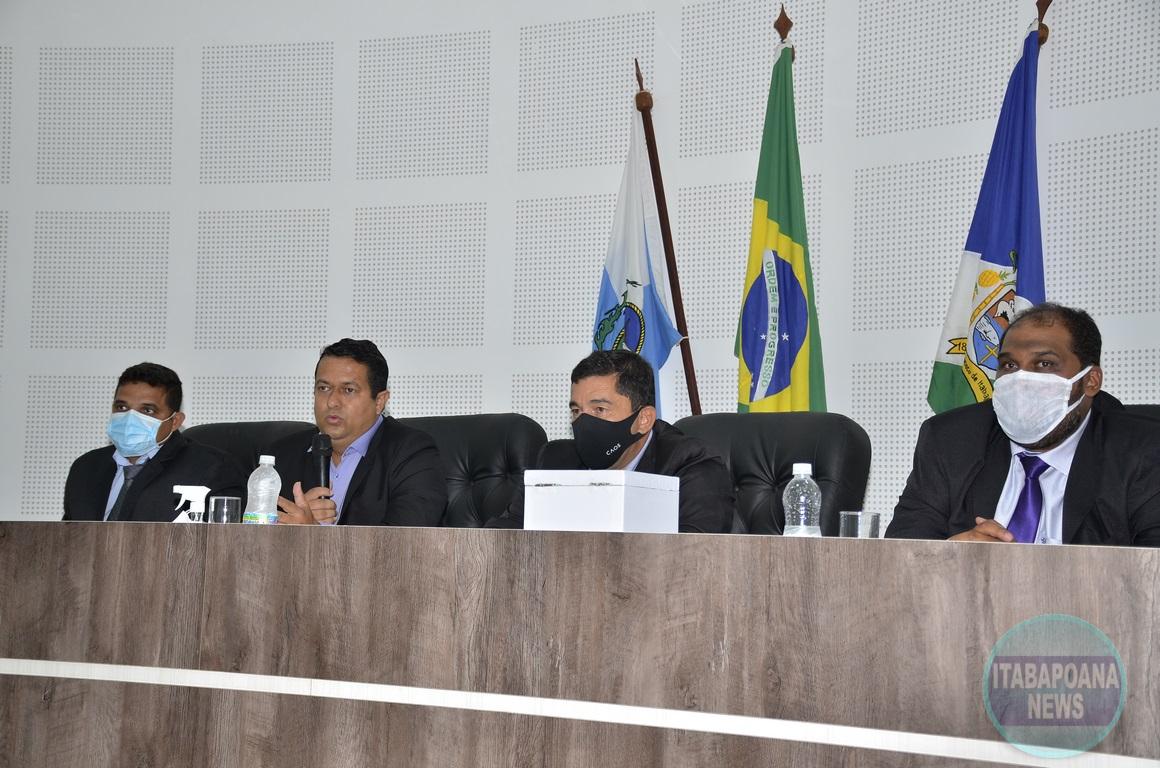 Câmara Municipal de São Francisco de Itabapoana anuncia as Comissões Permanentes para o exercício de 2021
