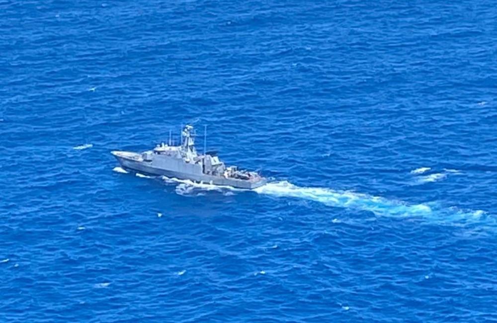 Marinha encontra dois corpos em alto mar na região de Cabo Frio