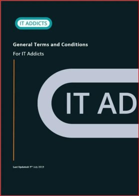 Terms & Conditions of Business