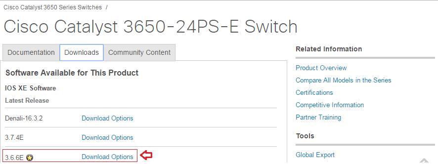Upgrade a Cisco Stack Switch - ITAdminGuide com