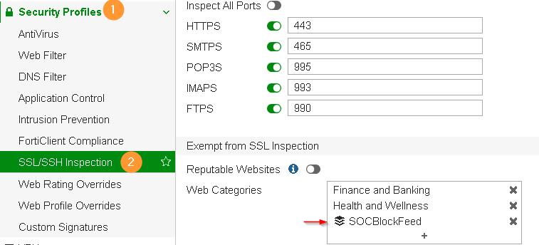 Fortigate IP Address Feed - ITAdminGuide com