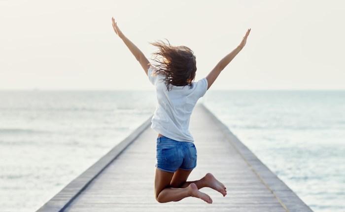 Aumenta el nivel de las hormonas de la felicidad