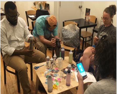 Glitter Bottle Creations!