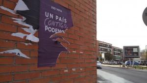 un manifesto invita a votare per Podemos a Vallecas