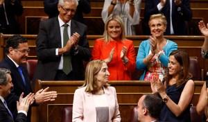 La deputata del PP Ana Pastor è stata eletta Presidente del Congreso con i voti del PP e di Ciudadanos