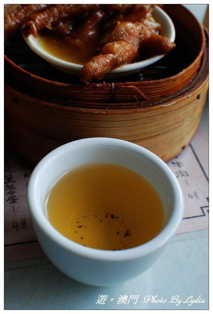 【遊。澳門】DAY 2~龍華茶樓酒家~電影裡才看的到的廣式老茶樓