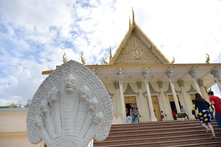 柬埔寨推薦 自在旅行金邊市景 Phnom Penh