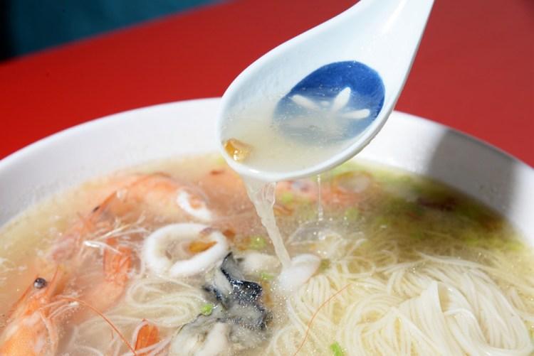 高雄推薦|三民區宵夜首選 「銘記海鮮粥」耗時熬出的鮮美湯頭